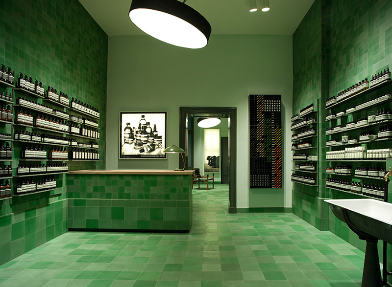 Aesop store in Berlin