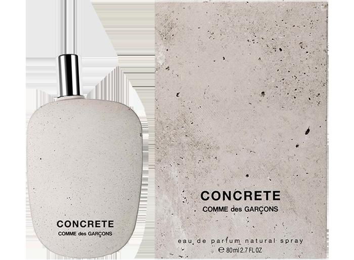 Concrete by Comme des Garçons Parfums