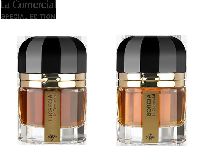 Lucrecia & Borgia by La Comercial