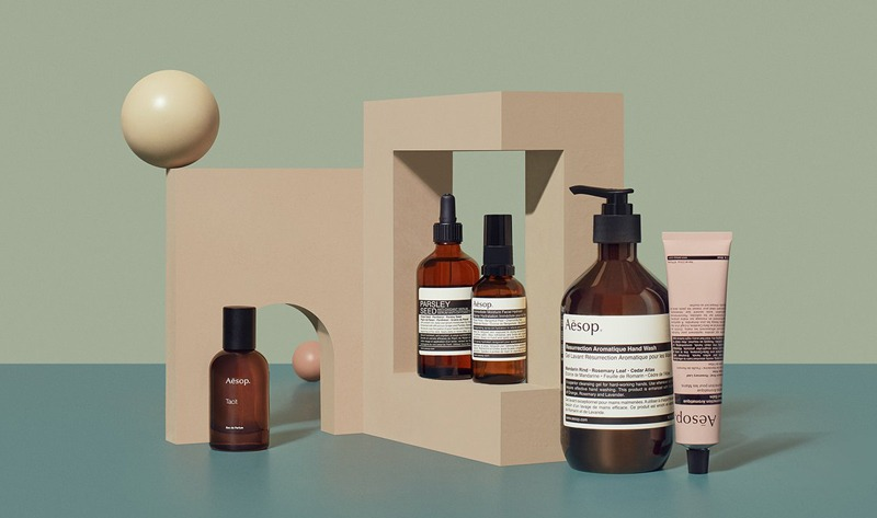 Aesop, superlative skin care‎